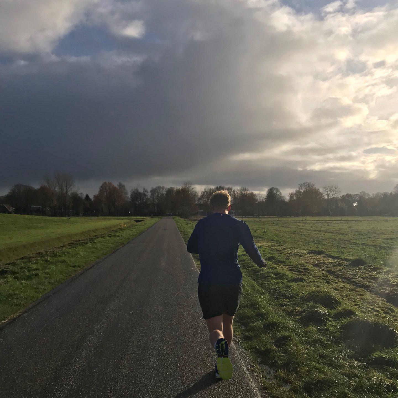 Halve van Egmond: #lopen en schrijven