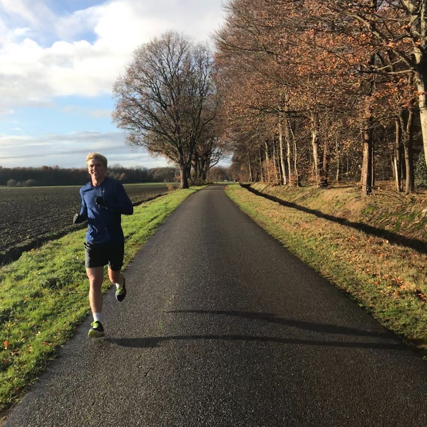Halve van Egmond: # 12 kilometer is een begin