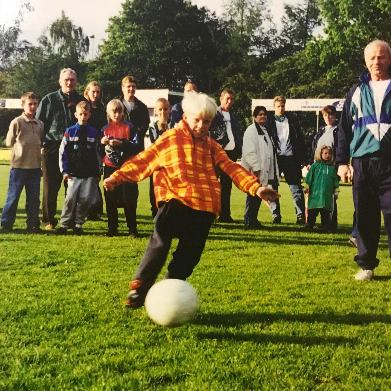 Voetbal: #tb'tje pupillenvoetbal