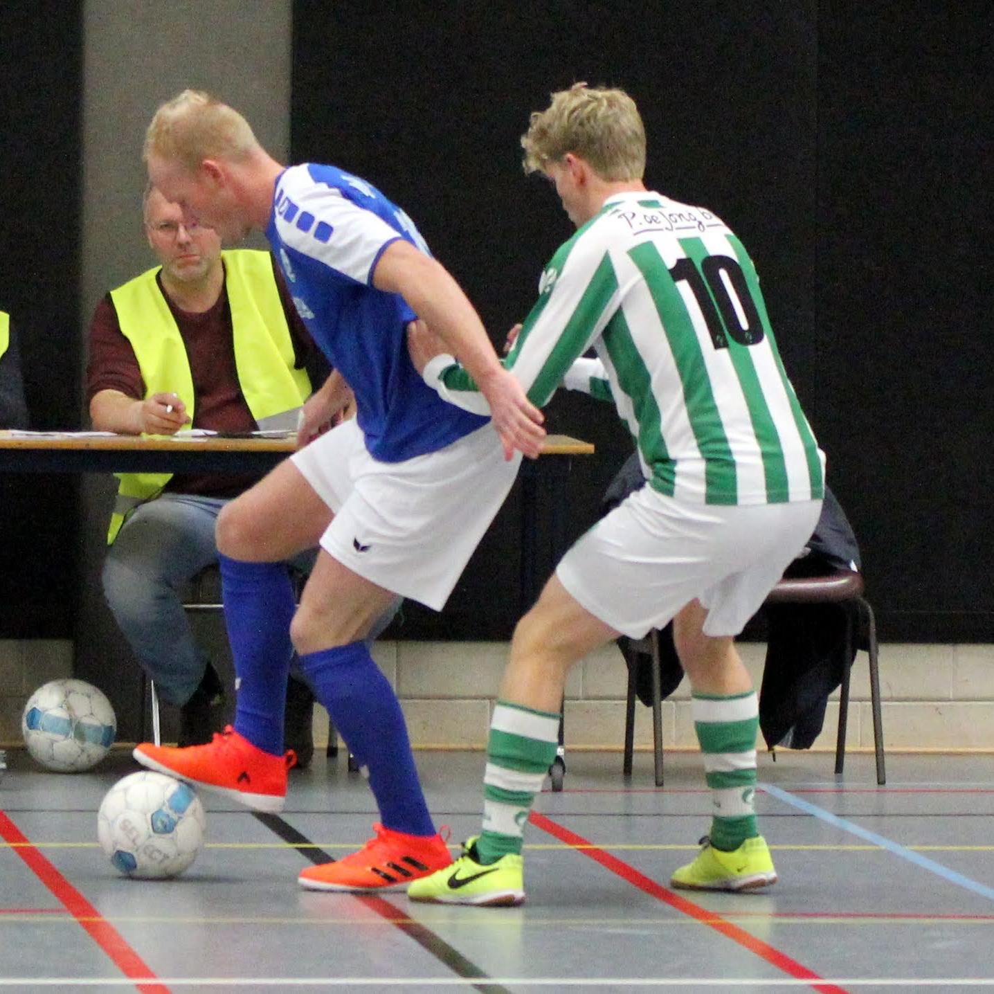 Voetbal: #zaalvoetbal is begonnen