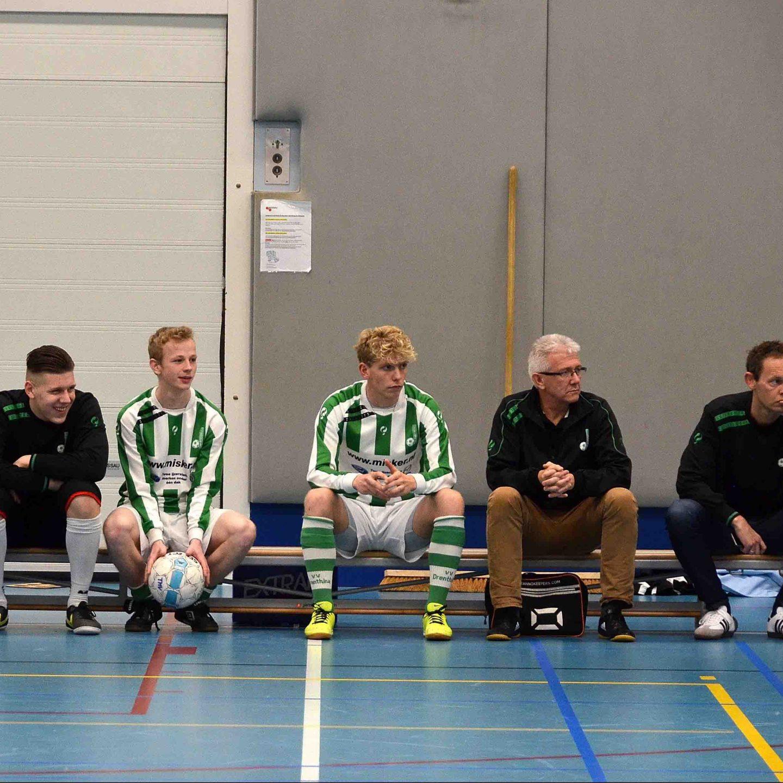 Voetbal: #de tweede competitiehelft