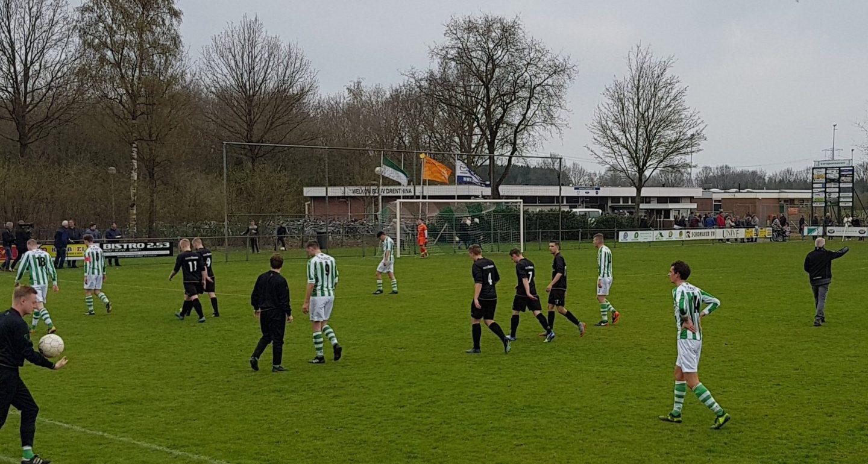 Voetbal: een saaie derby tegen FC Klazienaveen