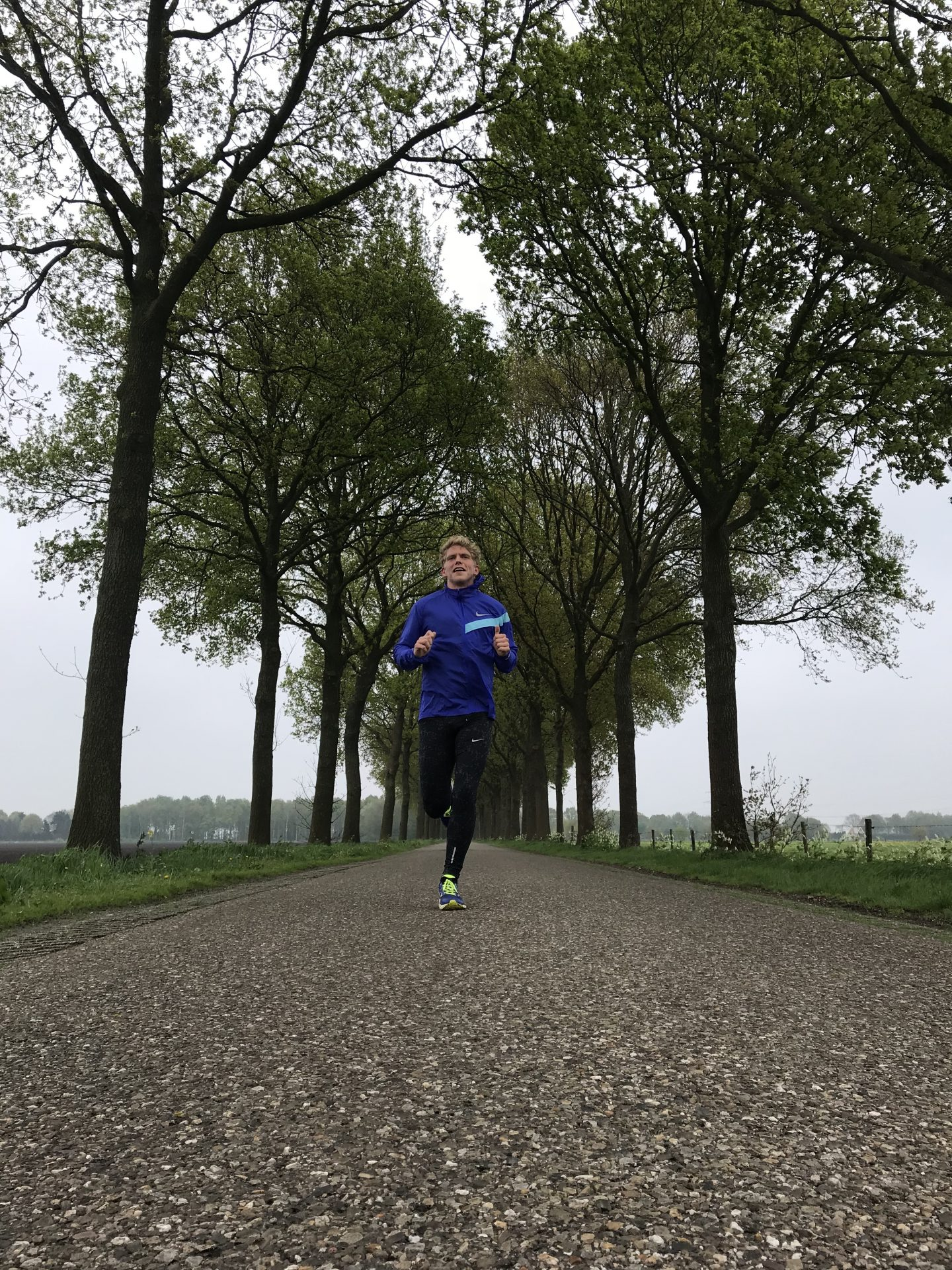 Marathon van Amsterdam: een rustig weekje