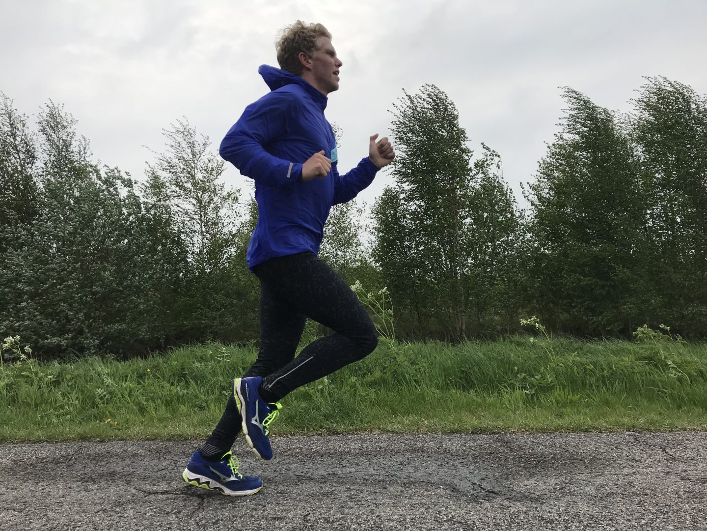 Marathon van Amsterdam: ook het doorzettingsvermogen trainen