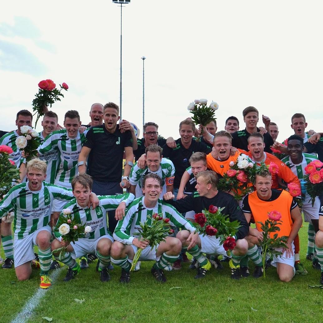 Voetbal: #tb'tje promotie in stadsderby