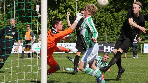 Voetbal: een belangrijke wedstrijd